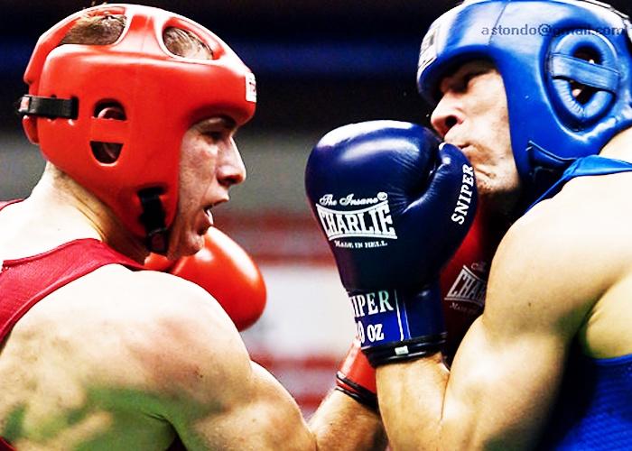 competencia de boxeo olimpico vs profesional